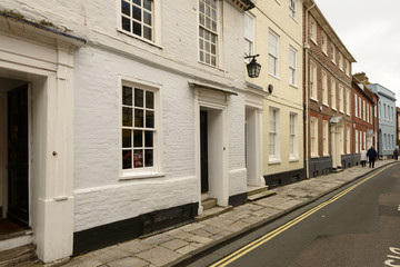 Georgian buildings, Chichester