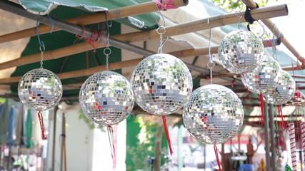 Mini Disco Ball on sale in the shop