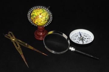 Vintage Orientation Tools