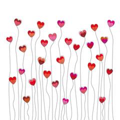 Rote Herzenwiese
