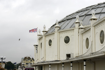 Pier dome, Brighton