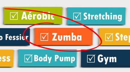 Choix : Zumba