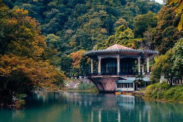 Горное озеро, Абхазия