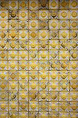 Vintage Ceramic Tiles Background