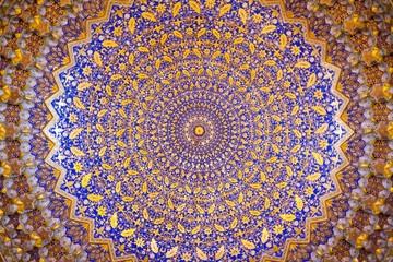 Tillya Kary Madrassah in Samarkand