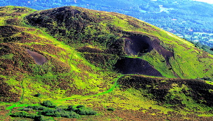CHAINE VOLCAN PUY DÖME 1