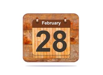 February 28.