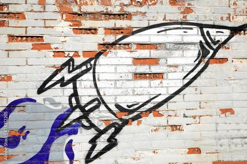 Rocket-graffiti-Spain