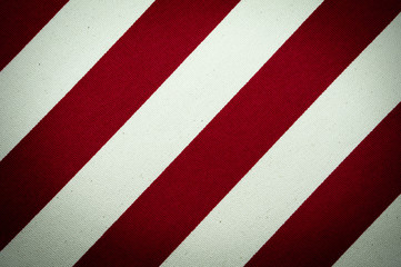 Red and white striped canvas background