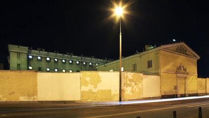 Prison in Siedlce. Poland
