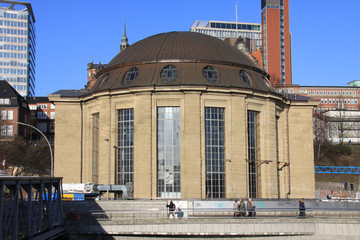 Hamburg Elbtunnel