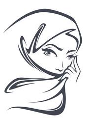 beautiful arabian girl