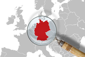 La Germania sotto osservazione - Germany under scrutiny