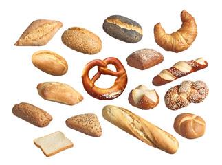 Viel Brot