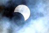 Partial Solar Eclipse - 76322276
