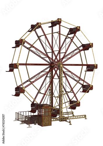 canvas print picture Ferris Wheel