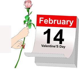 14 Febbraio, Giorno di San Valentino