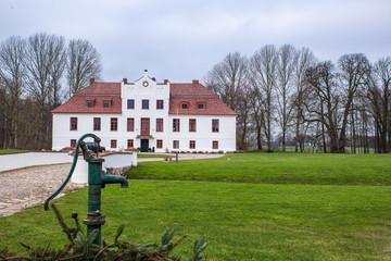 Gutshaus in mecklenburg