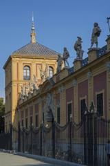 andalucia, royal palace
