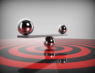 perfect balance-target