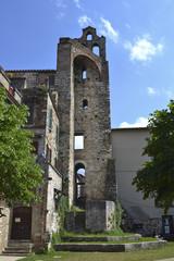 Narni: Cronache di Narnia: rudere del vecchio campanile