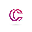 Letter C logo icon design template elements - 76328037