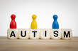 Autism special concept - 76328270