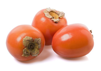 Persimmon in closeup