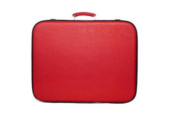 kırmızı bavul
