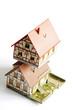 houses miniature model