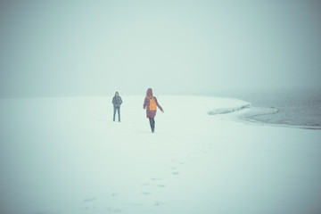 Winter walk # 5