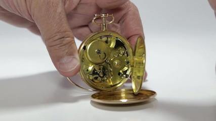 Reloj clásico