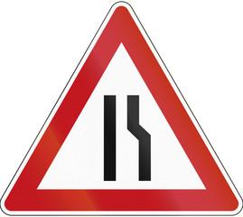 Right Narrow Road