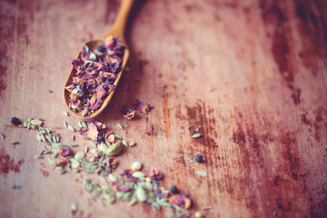 Flowers spices