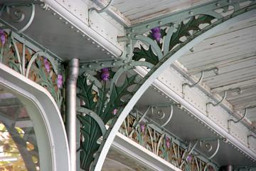 Vichy - Détail d'architecture