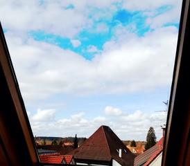 Herz/Wolke