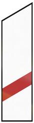 Level Crossing Countdown Marker 1956