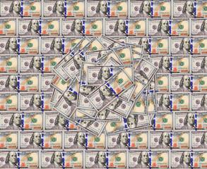dollar banknotes texture
