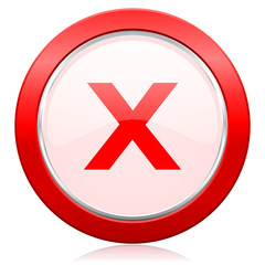 cancel icon