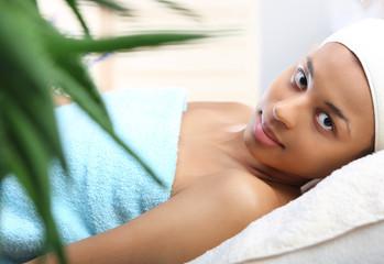 Kobieca chwila relaksu, spa