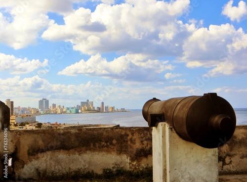 canvas print picture Havanna