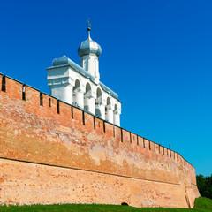 The Kremlin in Novgorod the Great