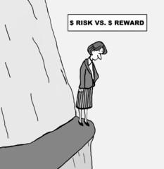Dollar risk versus dollar reward