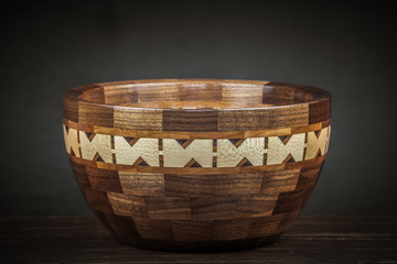Wooden Pottery
