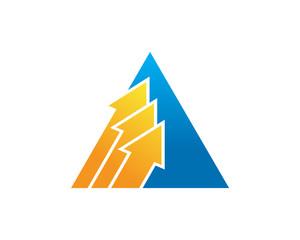 Financial Logo Template