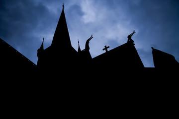 Stabkirche Lom