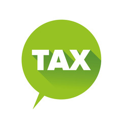 Tax vector sign