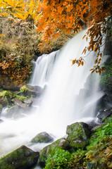 Waterfall in Phu Hin Rong Kla national park, Thailand