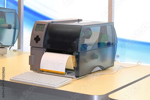 Label printer - 76339626