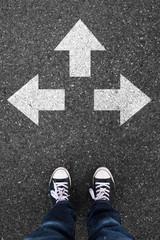 Direction choice
